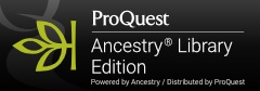 Ancestry Library Edition Home Page